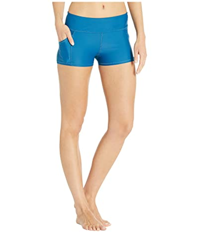 Body Glove Smoothies Rider Shorts (Prussian) Women