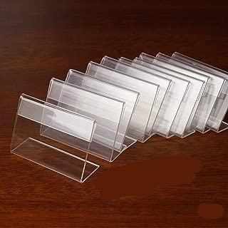 acrylic card holder display