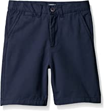 Isaac Mizrahi Boys' Cotton Chino Shorts