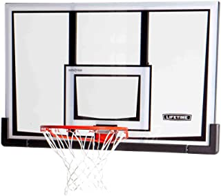 Lifetime Backboard Rim Combo