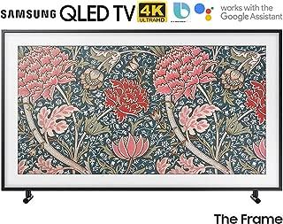 "Samsung QN55LS03RA The Frame 3.0 55"" LS03R QLED Smart 4K UHD TV (2019 Model) - (Renewed)"