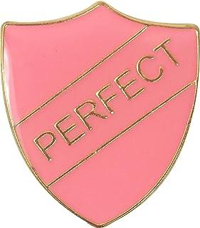 Perfect badge (Rose) avec Livraison gratuite