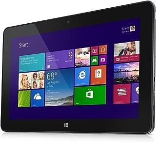 Dell Venue 11 Pro 7140 Windows Tablet with Detachable Keyboard (10.8 Inch IPS FHD Touchscreen, Intel Core M-5Y10, 4GB RAM, 64GB SSD, Bluetooth, Windows 8.1) (Renewed)