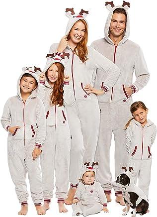 Family Santa s Sleigh Squad Matching Pajamas  6d0262aba