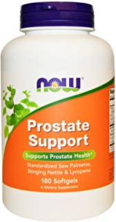 Prostate Support, 180 Sgel by Now Foods (Pack of 2)