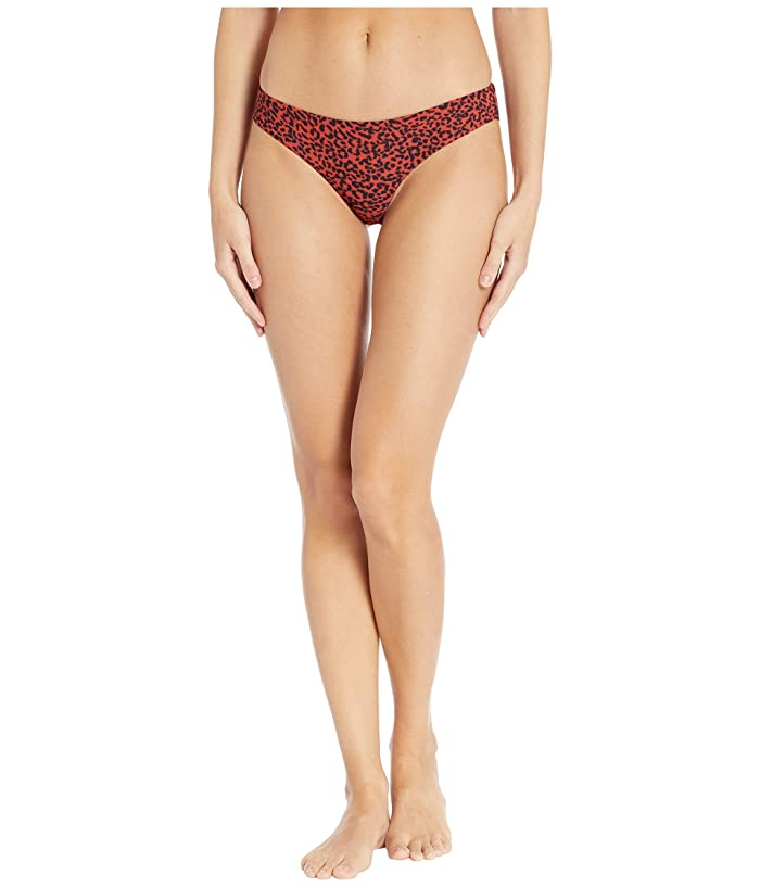Volcom On the Spot Cheekini (Burnt Red) Women