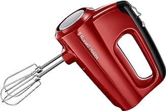 Russell Hobbs 24670-56 Desire El Mikseri, 700ml, Paslanmaz Çelik/Plastik, 5 Hızlar, Kırmızı