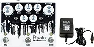 EarthQuaker Devices Palisades V2 Ultimate Overdrive Pedal w/Power Supply