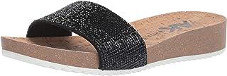 Anne Klein Women's Qtee Slide Sandal