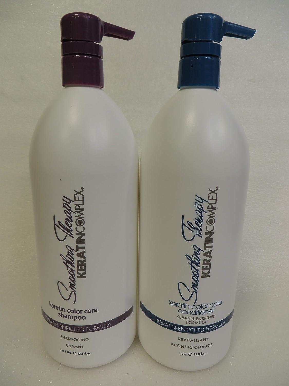Keratin Complex Color Care ストアー Shampoo n Set 33.8 Conditioner Ounces 商店