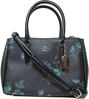 Coach Mini Surrey Carryall With Victorian Floral Print