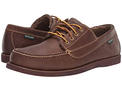 Eastland 1955 Edition Falmouth (Shearling Lined Dark Tan) Men