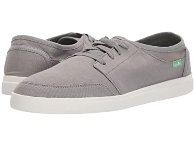 Sanuk Vagabond Lace Sneaker (Grey) Men