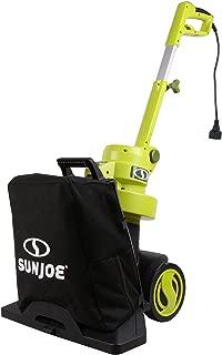 Sun Joe SBJ802E 13.5-Amp Max 165 MPH 3-in-1 Electric Blower/Vacuum/Mulcher, Green