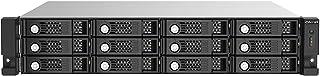 QNAP TL-R1220Sep-RP 2- Bay Rackmount NAS Expansion - Enterprise-Grade SAS 12Gb/s Storage Expansion