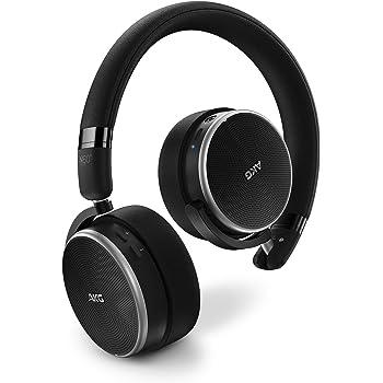 AKG Noise Cancelling Headphones N60NC Wireless Bluetooth - Black - GP-N060HAHCAAA