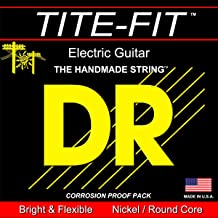 DR Strings TITE FIT Electric Guitar Strings (TF8-10)
