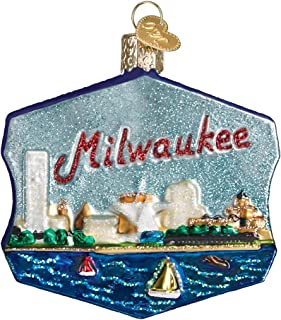 Best wisconsin christmas ornament Reviews