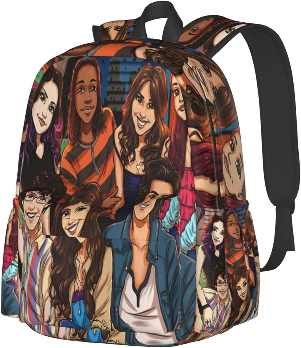 Victorious Backpack with Adjustable At the price of surprise Double Stra Shoulder Shoulde 2021 spring and summer new