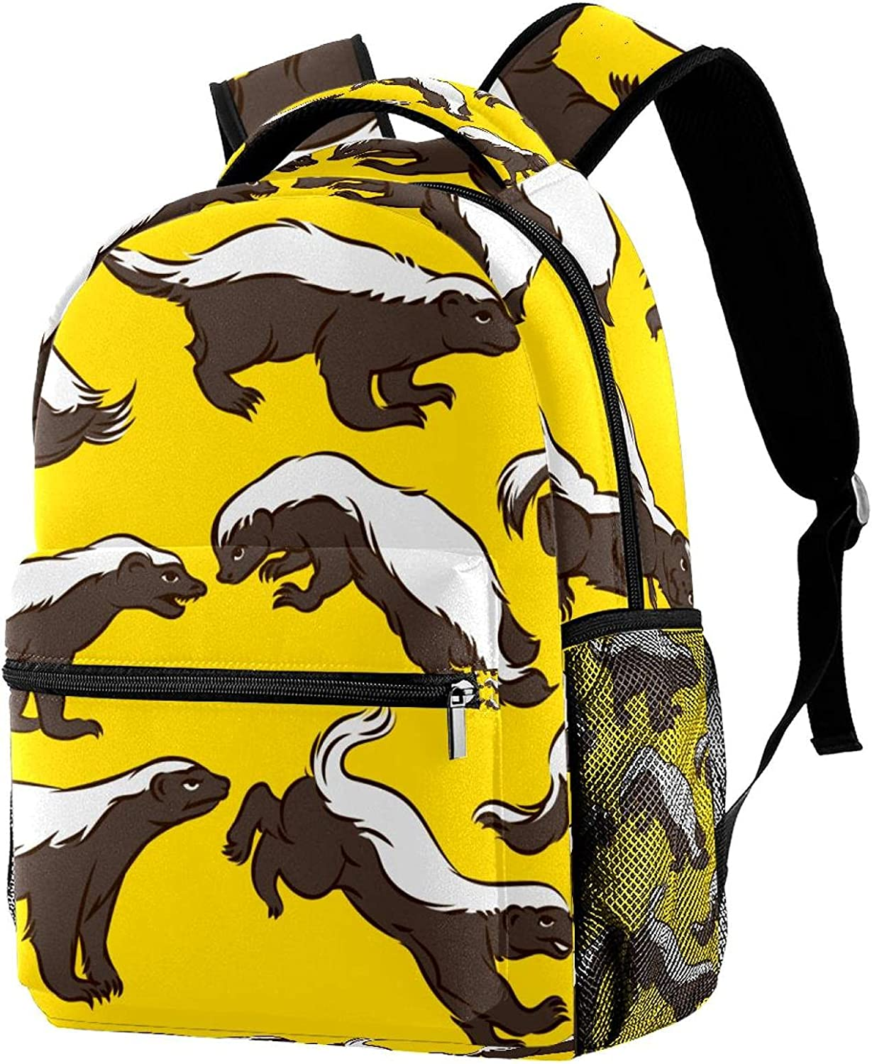 Cute Light Weight Cartoon Honey Beauty products Pattern Printing Ranking TOP7 Badger Bac
