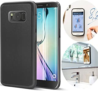 CloudValley Samsung Galaxy S8 Plus Case, Anti Gravity Phone Case Magical Nano Can Stick to Glass, Whiteboards, Tile and Smooth Flat Surfaces for Samsung Galaxy S8+ Plus (2017)