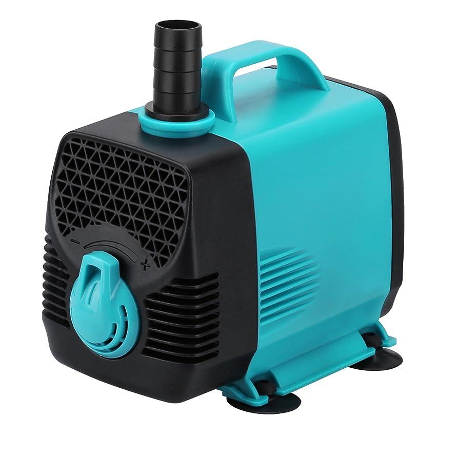 前部傾く心理的KEDSUM 55W 水中ポンプ ウォーターポンプ 吐出量2200L/H 最大揚程3M 給水?排水ポンプ 水槽水循環ポンプ 静音 説明書付き 60Hz