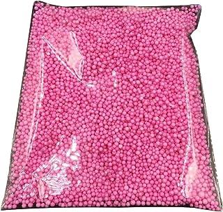 Mini particules de mousse en polystyrène - Billes en polystyrène pour Slime - Loisirs créatifs - Fournitures de bricolage...