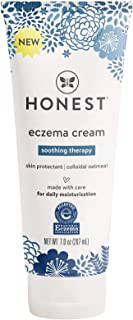The Honest Company Soothing Therapy Eczema Cream, 7 Ounce
