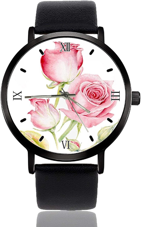 Colorful Floral Prints Wrist Watch Design Custom 25% OFF Quartz Import W Analog