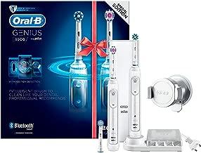 Oral-B Genius Pro 8900 Şarj Edilebilir Diş Fırçası, 2'li Avantaj Paketi