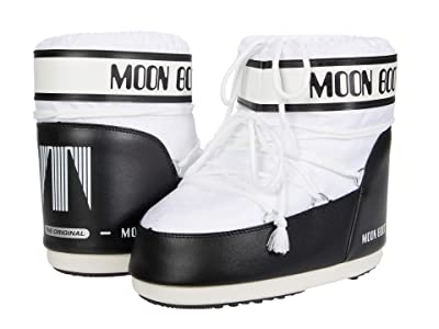 MOON BOOT Moon Boot(r) Classic Low 2 (White) Shoes