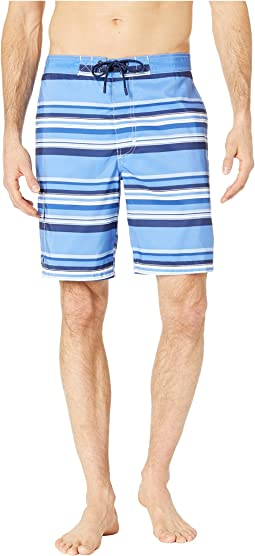 Striped Kailua Swim Trunks