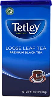 Best tetley loose leaf tea Reviews