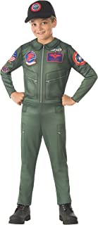 Rubie's Child's Top Gun Unisex Costume, Medium