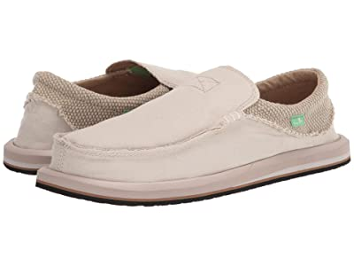 Sanuk Chiba Washed (Natural) Men