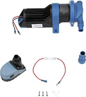 Whale Gulper Toilet Pump for Holding Tank - Electric Discharge/Pump-Out - 4.6 GPM Flow Rate - 12V/24V