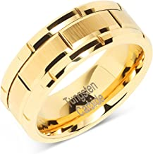 Best male wedding rings gold Reviews
