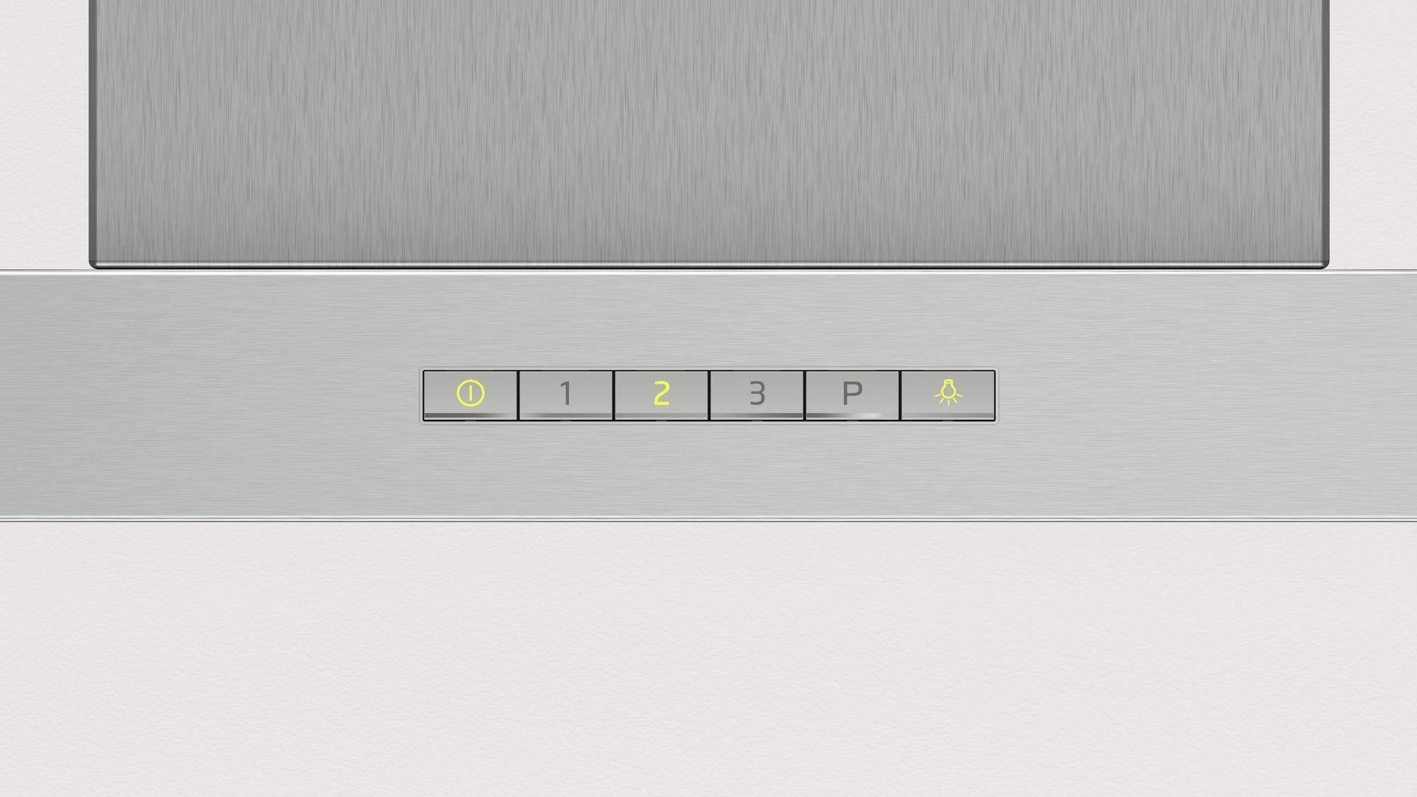 Balay 3BC097EX 720 m/³//h, Canalizado//Recirculaci/ón, A, A, B, 65 dB Campana