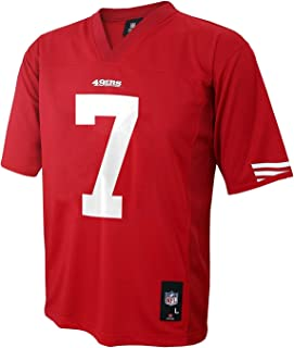 Colin Kaepernick San Francisco 49ers Red NFL Infants 2013-14 Season Mid-tier Jersey (24 Months)