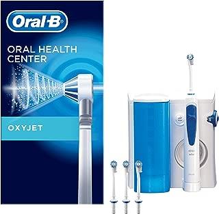 Oral-B Oxyjet - Sistema de Limpieza, Irrigador Bucal con Tecnología de Braun