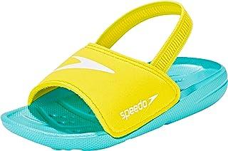 Speedo Atami Sea Squad Slide Infant, Chanclas Unisex niños