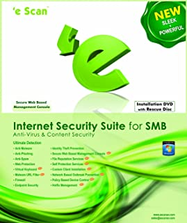eScan Internet Security Suite ( ISS) for SMB 21-25 users 3 years [Download]