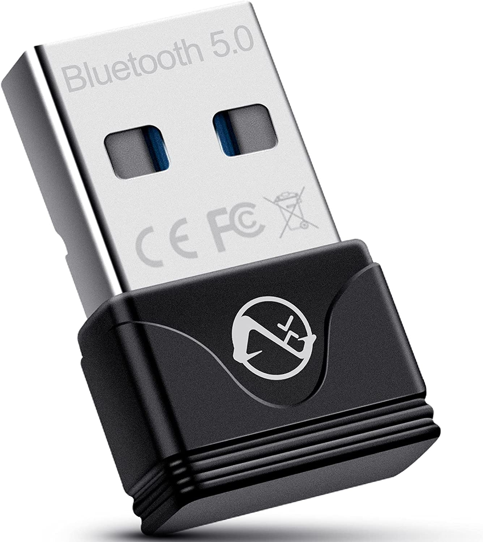 Bluetooth Adapter for PC ZEXMTE USB 5.0 Mini Baltimore Mall Tampa Mall Dongle f