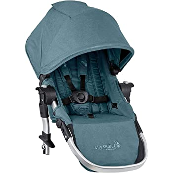 Baby Jogger City Select hood and seat fabric teal blue