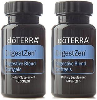 doTerra DigestZen Softgels, 60 Count (Pack of 2)