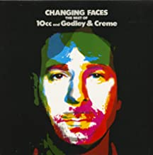 Changing faces-The best of 10 C.C. & Godley Creme anglais
