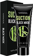 Best Vassoul Blackhead Remover Mask, Peel Off Blackhead Mask, Black Mask - Deep Cleansing Facial Mask for Face & Nose Review