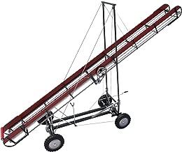 Hay Bale Conveyor System Plans DIY Firewood Elevator Electric Motor Drive