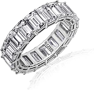 Best emerald cut band ring Reviews