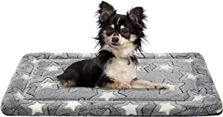 EMPSIGN Dog Bed Mat for Dog Cage (61*46*2.8cm), Dog Bed Pad Reversible (Cool & Warm), Machine Washable, Pet Sleeping Mat f...